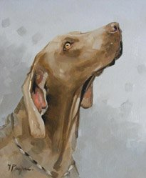 Commission a portrait of your dog, cat or horse